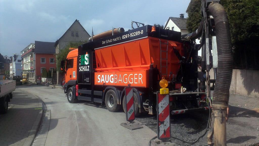 Saugbagger