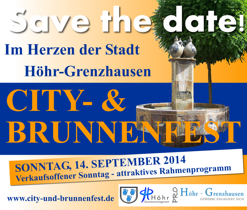 Save the date CuB_2014