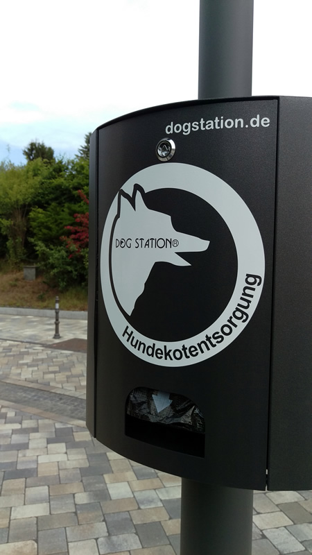 Dog Station web